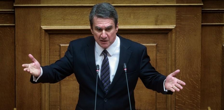 Ο Λοβέρδος καλείται στην εισαγγελία για την υπόθεση Novartis