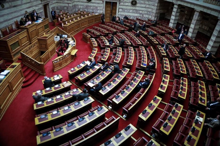 Ονομαστική ψηφοφορία για το νομοσχέδιο-μαμούθ ζήτησε η ΝΔ