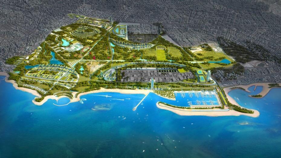 ΚΑΣ: «Πράσινο φως» για την περιβαλλοντική μελέτη του Ελληνικού