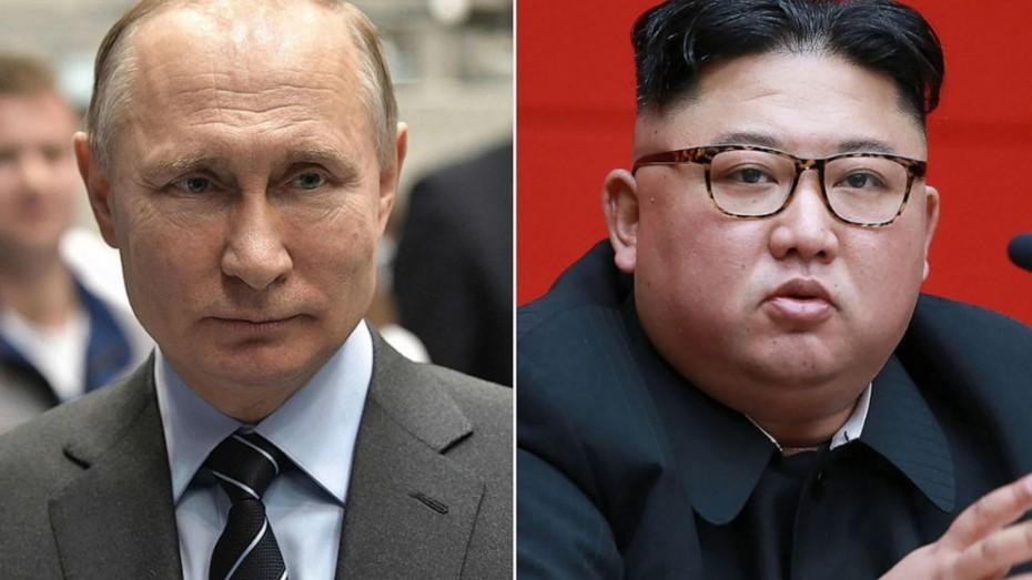 Συνάντηση Πούτιν με Κιμ Γιονγκ Ουν μέσα στον Απρίλιο