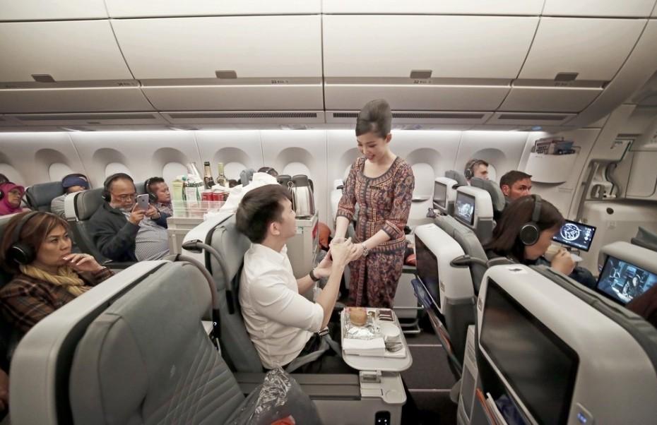 Αυτή είναι η καλύτερη αεροπορική εταιρία στον κόσμο, σύμφωνα με την TripAdvisor
