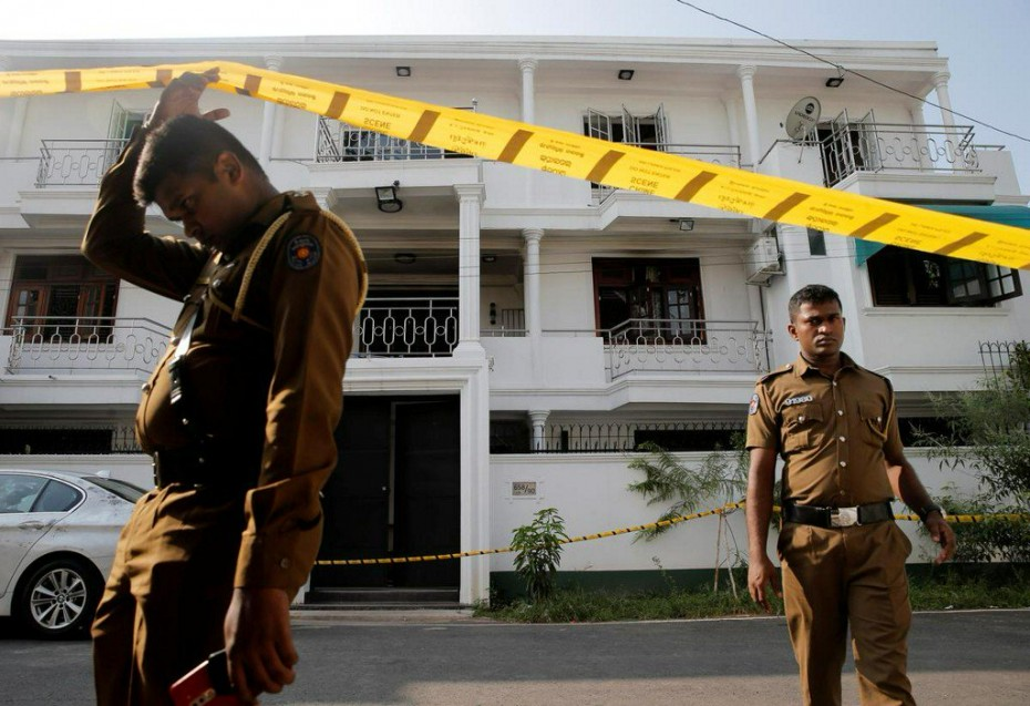 Επιθέσεις στη Σρι Λάνκα: Αναθεωρήθηκε προς τα κάτω ο αριθμός των νεκρών