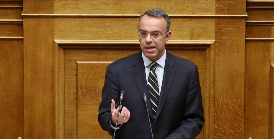 Η ΝΔ φέρνει στη Βουλή τις προσλήψεις και τους μισθούς της ΕΤΑΔ