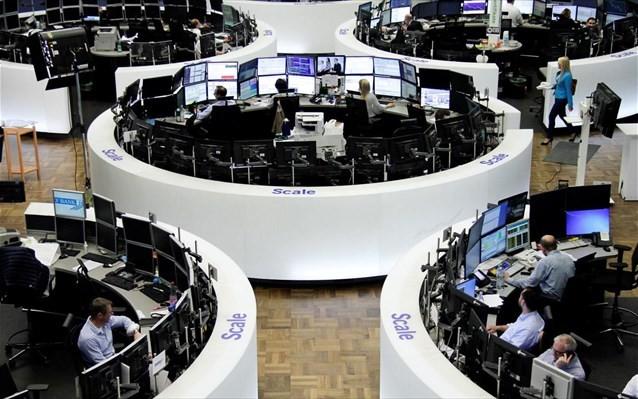 Θετικά πρόσημα στις ευρωαγορές για το τέλος της εβδομάδας
