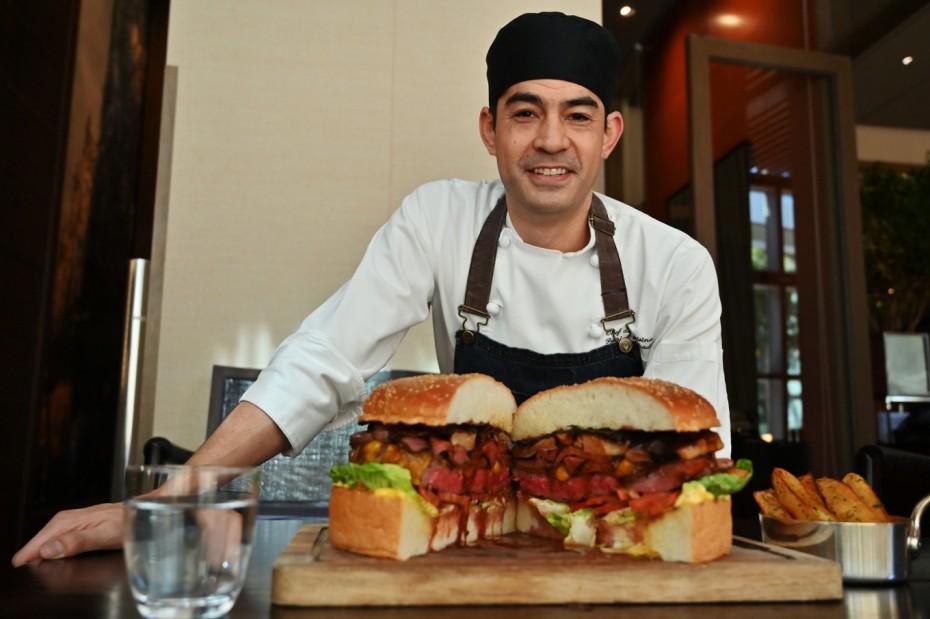 Το burger των 800 ευρώ