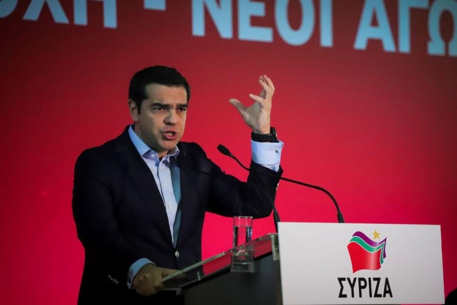 Τα ηνία της προεκλογικής εκστρατείας παίρνει ο Τσίπρας