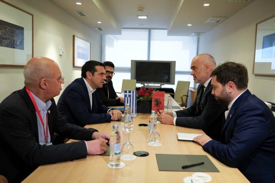 Τι συζήτησαν ο Τσίπρας με τον Ράμα στην Κροατία