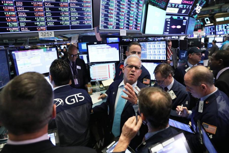 Η Wall Street παραμένει στο «χορό» των εταιρικών αποτελεσμάτων