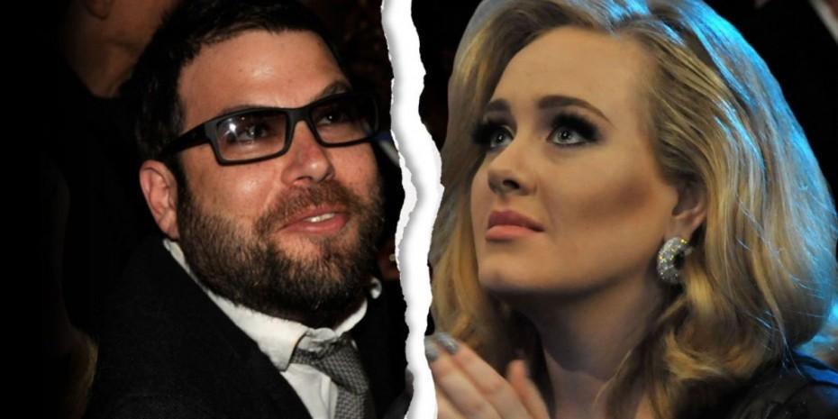 Χώρισε η Adele
