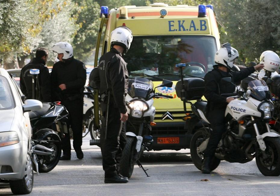 Γυναίκα έπεσε στο σταθμό του ΗΣΑΠ στο Μοσχάτο
