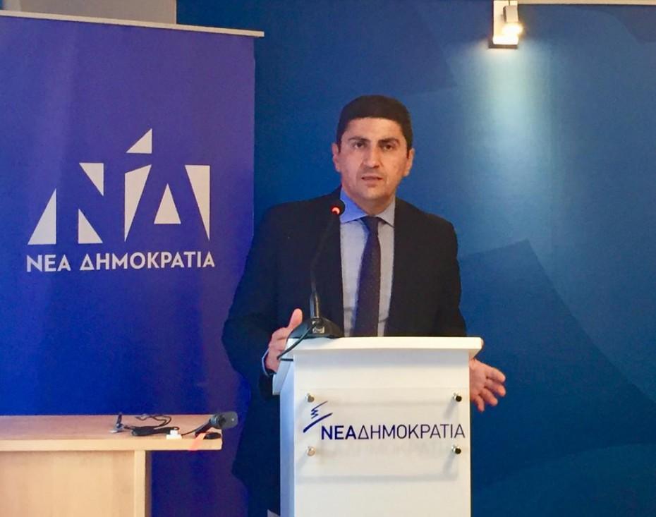 Αυγενάκης: «Βατερλό» θα υποστεί ο ΣΥΡΙΖΑ στις εκλογές