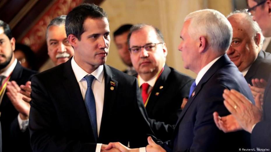 Επιστολή Γκουαϊδό για στρατιωτική παρέμβαση των ΗΠΑ στη Βενεζουέλα