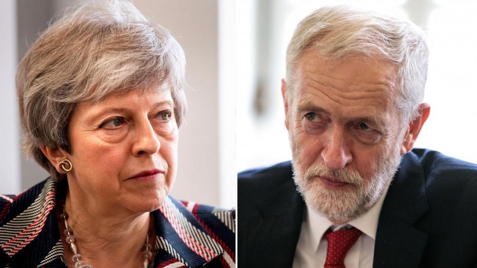Συνεχίζονται οι συζητήσεις των βρετανικών κομμάτων για το Brexit
