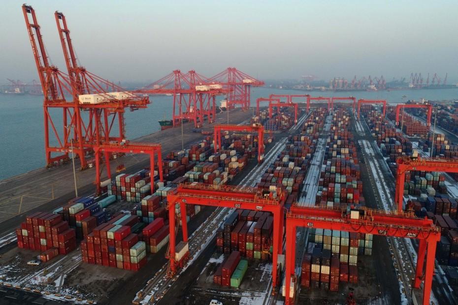 Επιβραδύνθηκε η οικονομική δραστηριότητα στην Κίνα