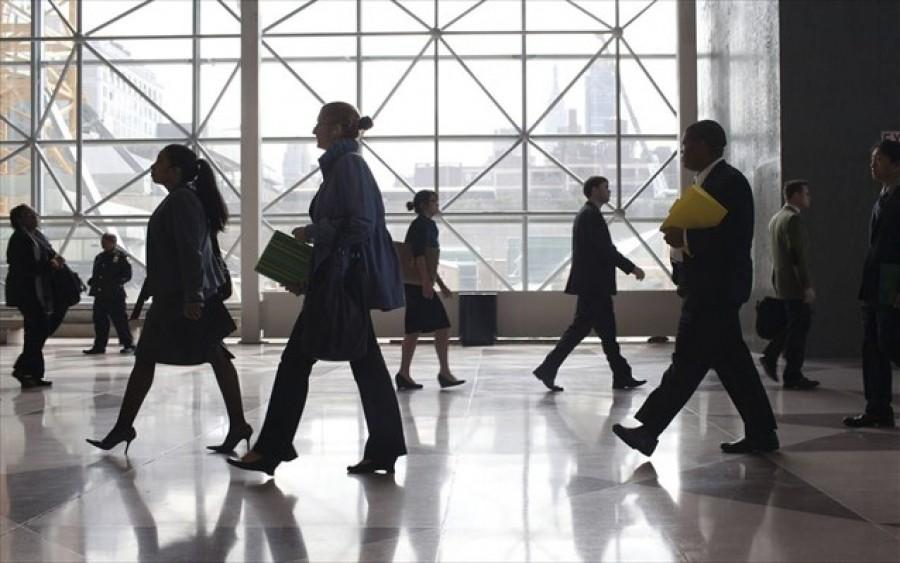«Πρωτιά» για τις ελαστικές μορφές απασχόλησης το α' τετράμηνο του 2019