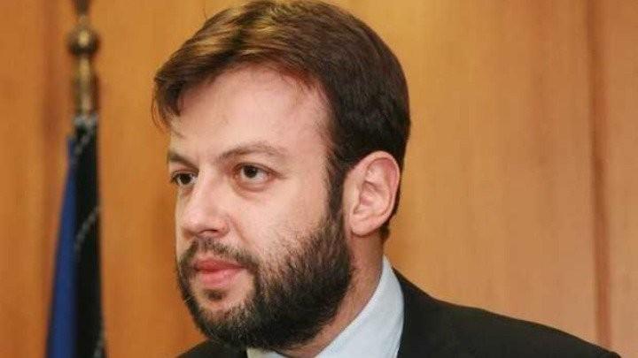 Ο Γιώργος Μπρούλιας νέος δήμαρχος Αθηναίων