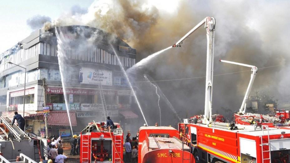 Τουλάχιστον 18 μαθητές νεκροί σε πυρκαγιά στην Ινδία