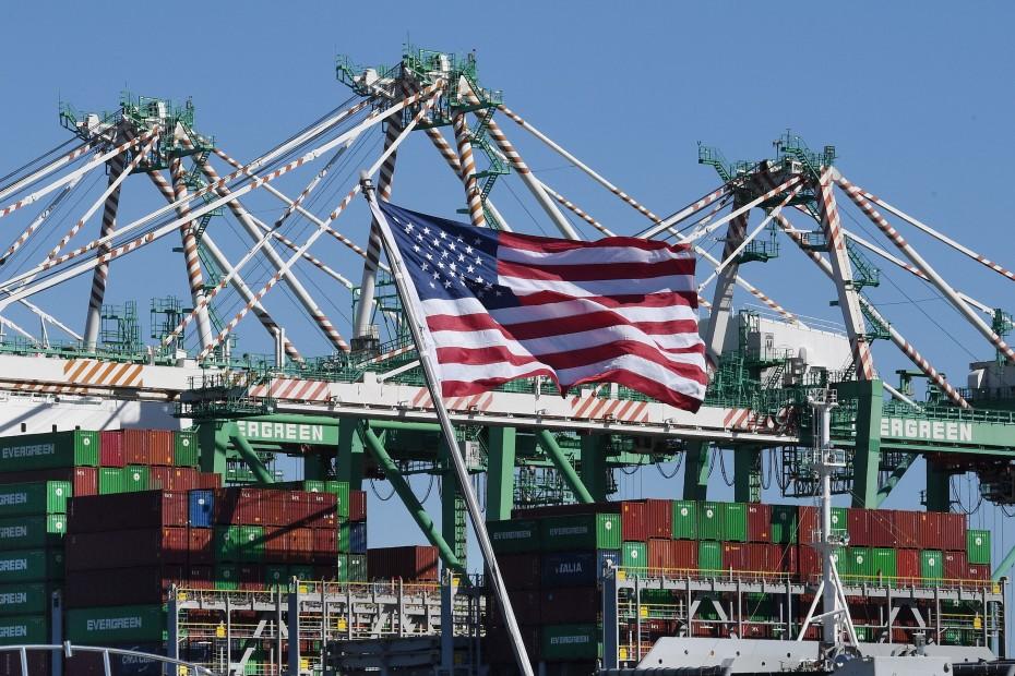 Στο 3,1% η ανάπτυξη του αμερικανικού ΑΕΠ για το α' τρίμηνο