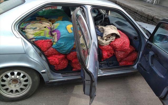 Καβάλα: Συνελήφθη γιατί μετέφερε 1,2 τόνους ακατάλληλων οστράκων
