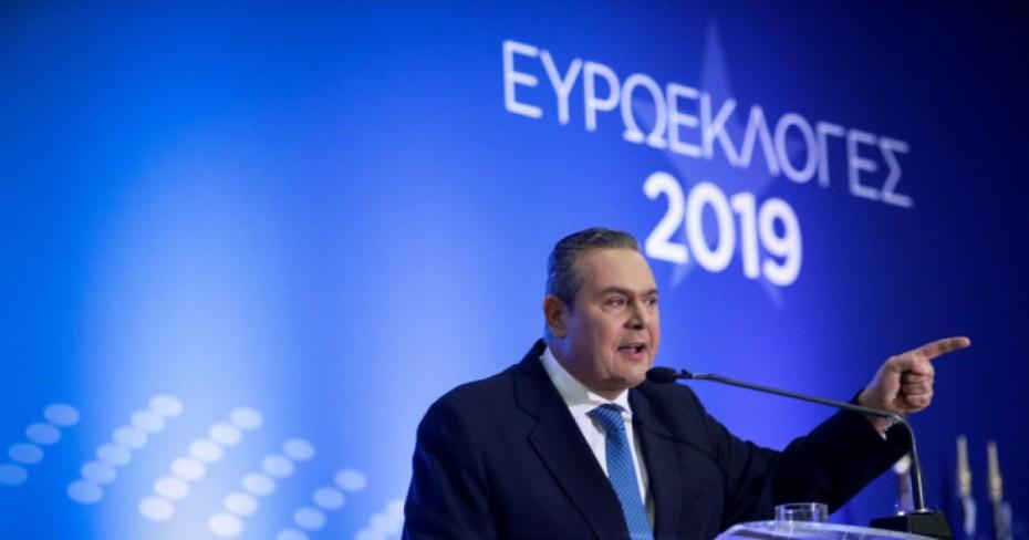 Καμμένος: Την Κυριακή ο Τσίπρας θα προκηρύξει εκλογές για 23 ή 30 Ιουνίου