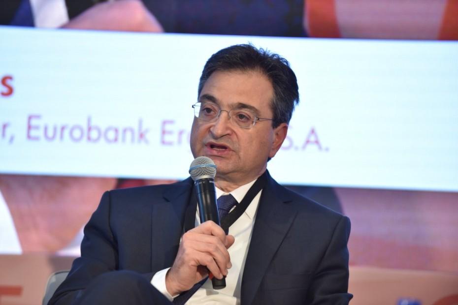 «Αιχμές» Eurobank για τις κυβερνητικές παρεμβάσεις