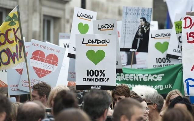 Οι νέοι σε 90 χώρες διαδηλώνουν αύριο για το κλίμα