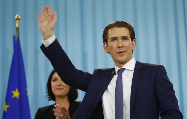 Αυστρία: Μπροστά το κόμμα του Κουρτς, όπισθεν για την ακροδεξιά