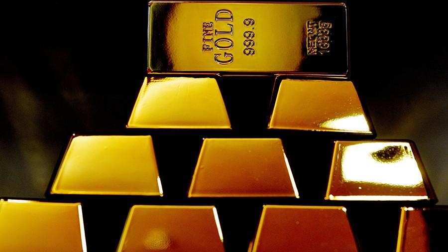 Ξεπέρασε το φράγμα των 1.300 δολαρίων ο χρυσός