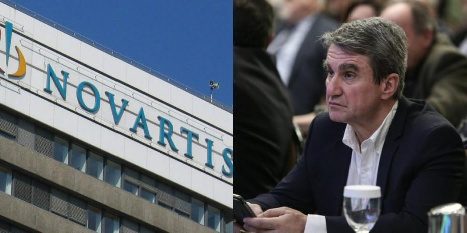 Υπόθεση Novartis: Τι κατέθεσε ο Λοβέρδος στους εισαγγελείς