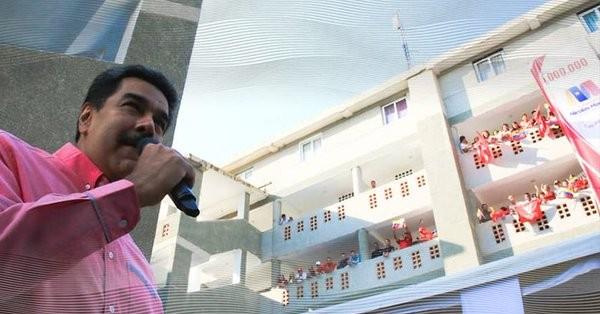 Βενεζουέλα: Αστυνομία γύρω από κτίριο της πρεσβείας των ΗΠΑ