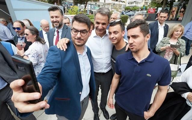 Νίκη όλων των Ελλήνων η επικράτηση της ΝΔ, τόνισε ο Μητσοτάκης