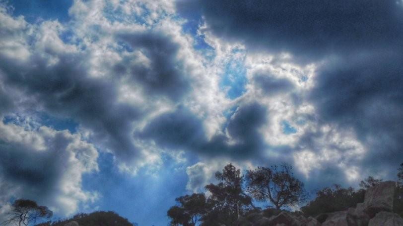 Ο καιρός σήμερα: Βροχή με σκόνη