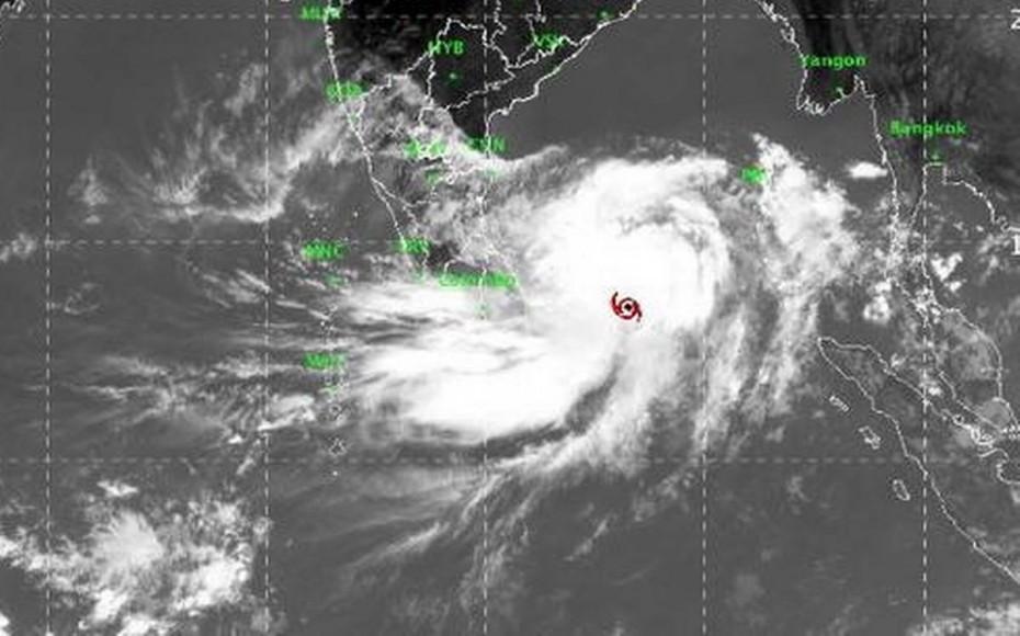 Ο κυκλώνας Φάνι απειλεί την Ινδία