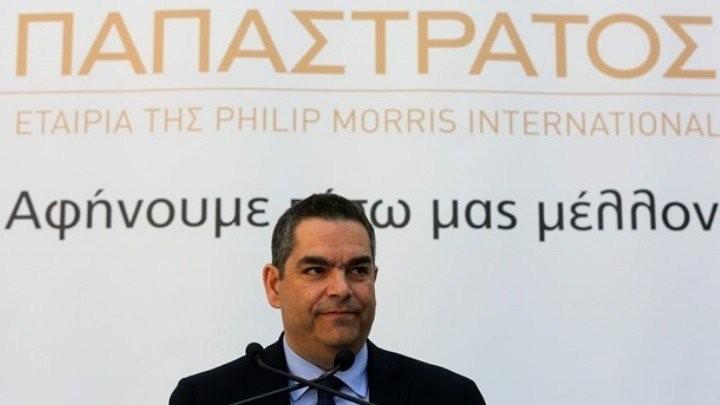 Τι λέει η Παπαστράτος για το θέμα των εργασιακών συνθηκών