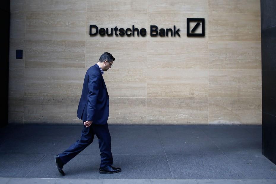 Σε δυσμένεια ο πρόεδρος της Deutsche Bank