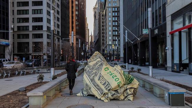 Σε ελεύθερη πτώση και πάλι η Wall Street