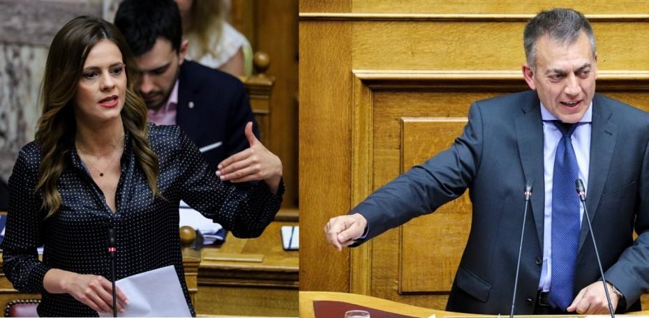 Στη Βουλή μεταφέρθηκε η αντιπαράθεση για το «7ήμερο»