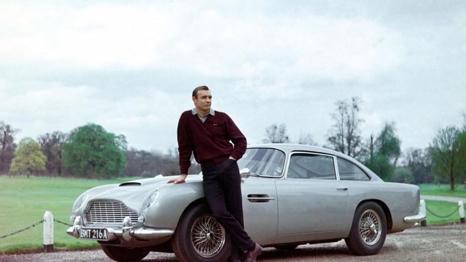 Επανακυκλοφορεί η θρυλική Aston Martin του πράκτορα 007