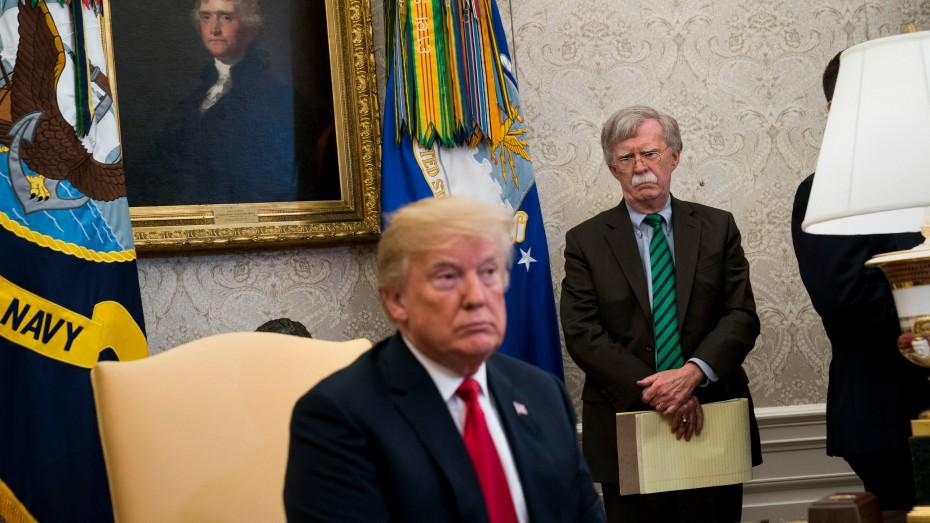 «Ελπίδες» Τραμπ για αποφυγή του πολέμου με το Ιράν