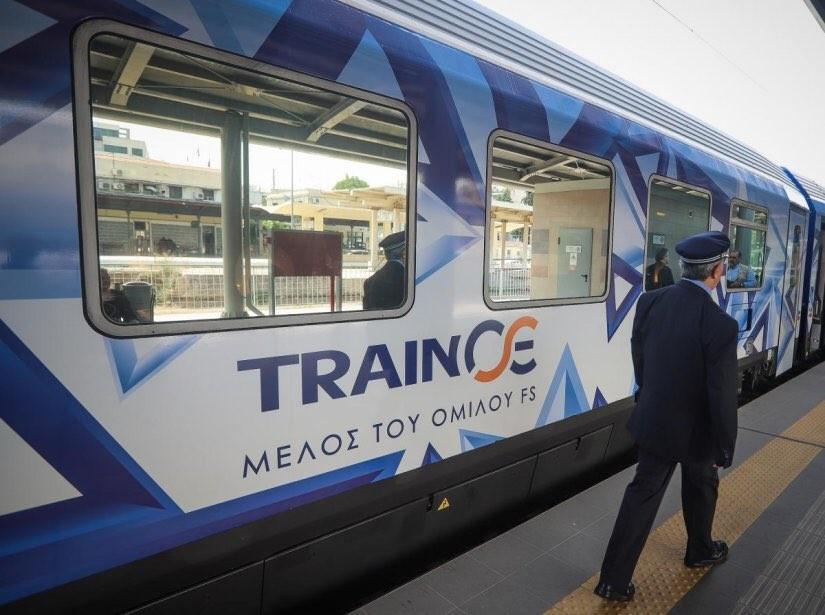 Παρουσία Σπίρτζη τα εγκαίνια για το γρήγορο τρένο Αθήνα-Θεσσαλονίκη