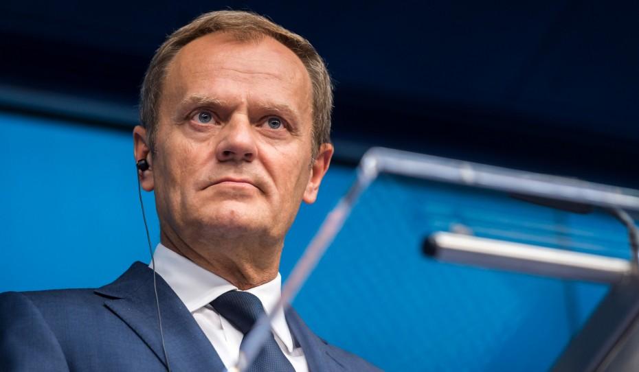 Τουσκ: Στο 20% με 30% η πιθανότητα παραμονής της Βρετανίας στην ΕΕ