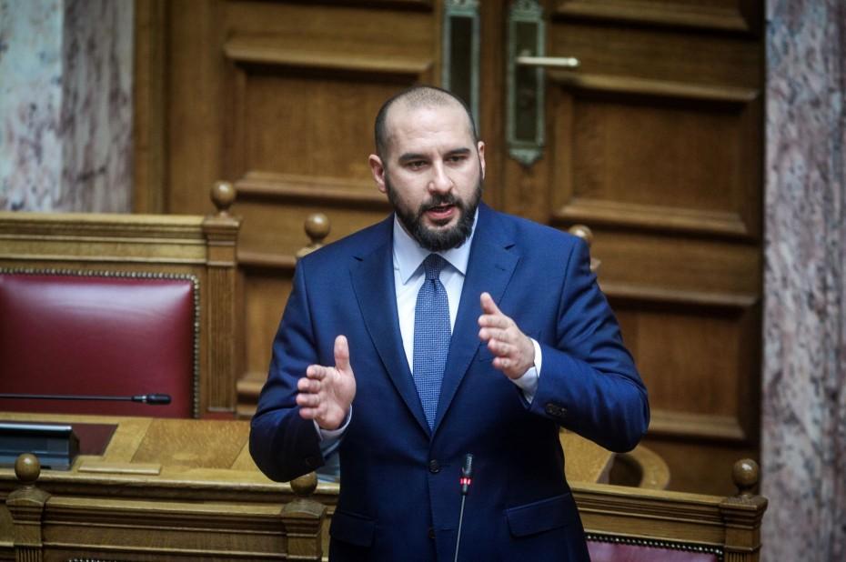 Και ο Τζανακόπουλος κατά της Κομισιόν για τις προεκλογικές παροχές