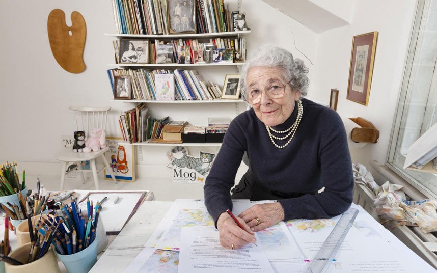 Απεβίωσε η Βρετανίδα συγγραφέας Τζούντιθ Κερ