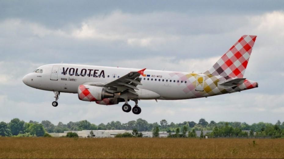 Volotea: Νέα αεροπορικά δρομολόγια από την Αθήνα