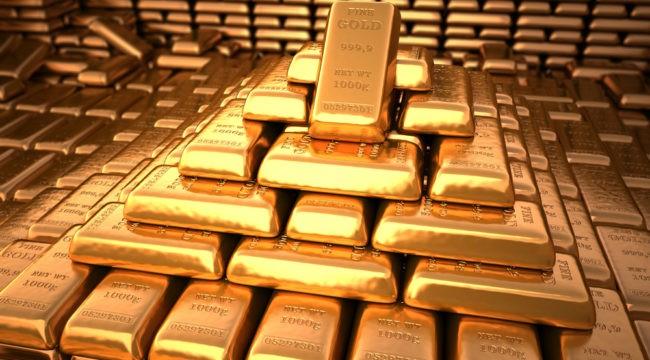 Υποχώρησε η τιμή του χρυσού