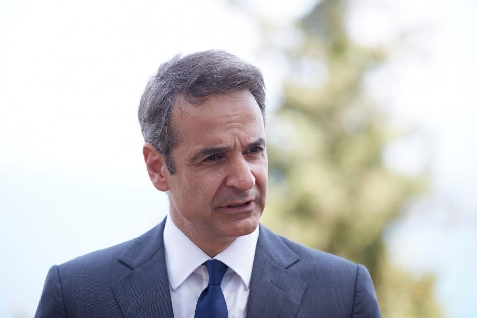 Καταδικάζει την έκτακτη σύσκεψη ΚΥΣΕΑ ο Μητσοτάκης
