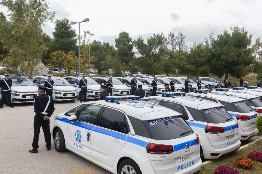 1.200 νέα οχήματα στην ΕΛΑΣ