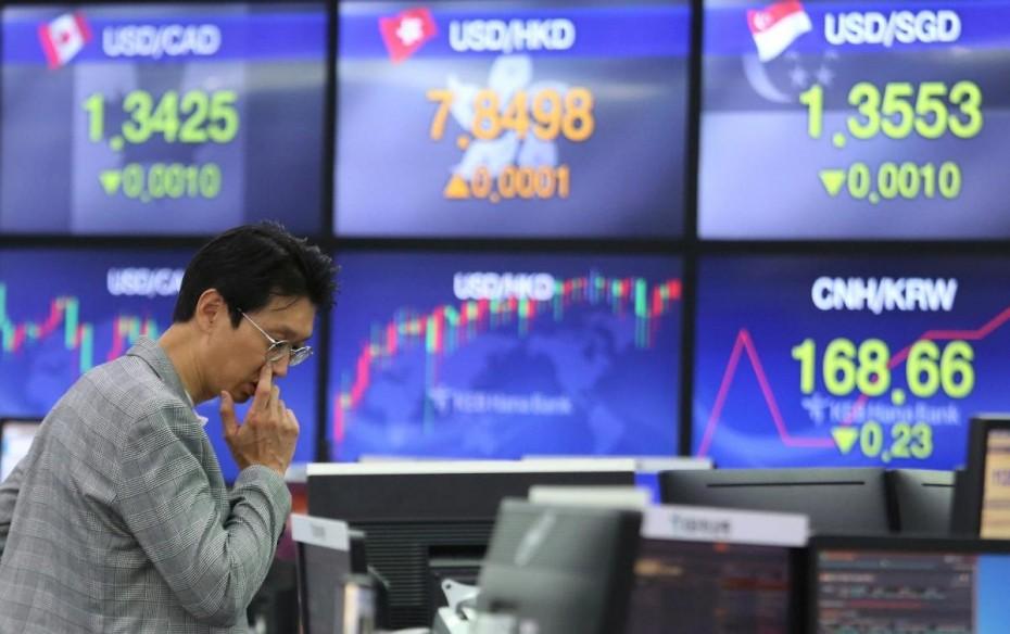 Η Κίνα ανέβασε τα ασιατικά χρηματιστήρια τη Δευτέρα
