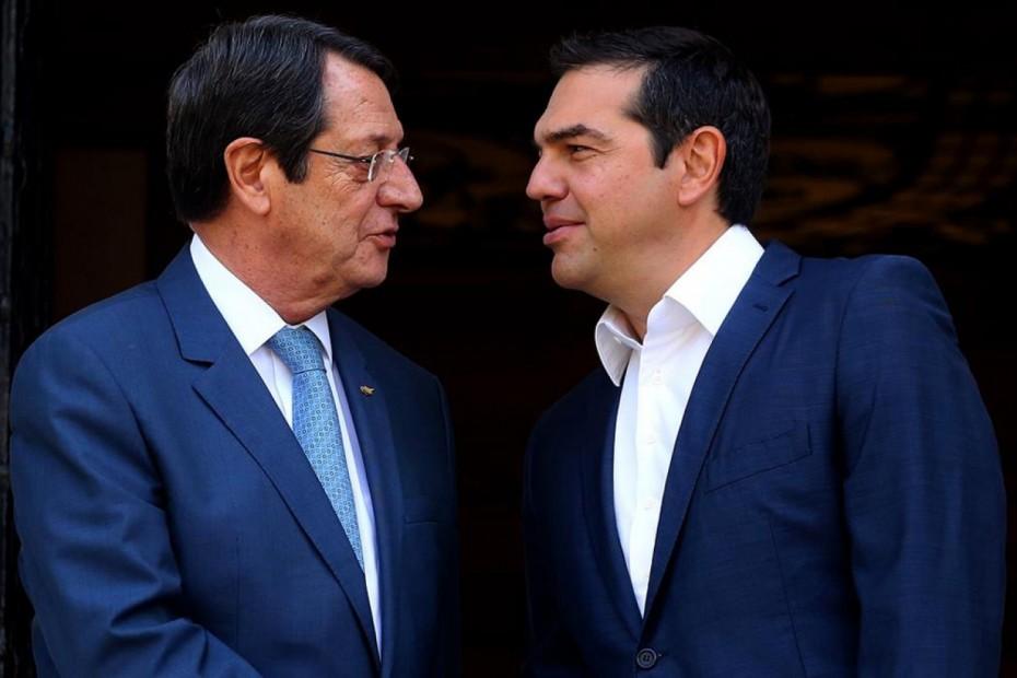Τσίπρας-Αναστασιάδης ζητούν κυρώσεις κατά της Άγκυρας - Ώρα αποφάσεων στις Βρυξέλλες