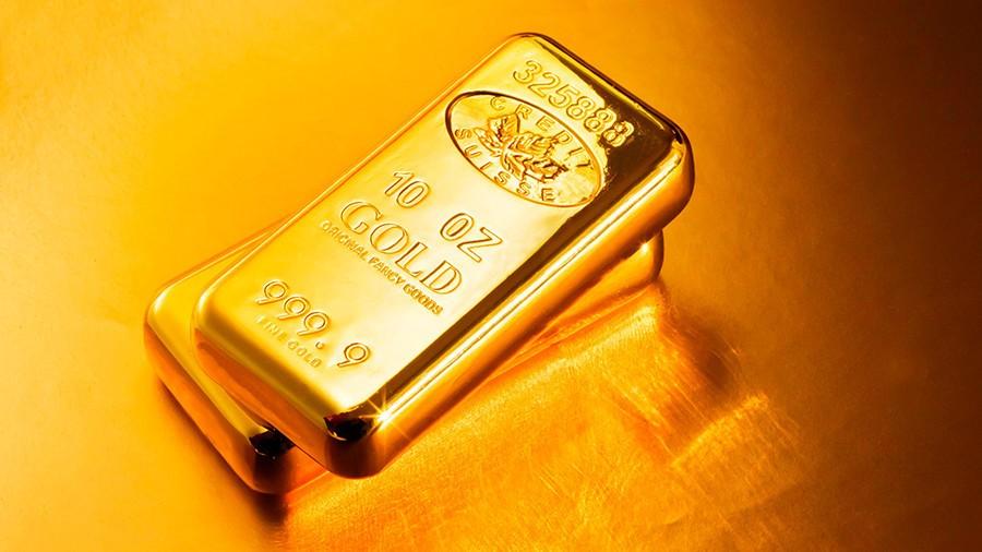 Ανόδου συνέχεια για τον χρυσό
